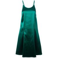 Attico Vestido - Verde