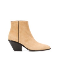 Giuseppe Zanotti Pointed Ankle Boots - Neutro