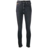Calvin Klein Jeans Est. 1978 Calça Jeans Skinny - Cinza