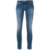 Diesel Calça Jeans 'skinzee-Low' - Azul