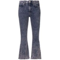 Mih Jeans Calça Jens - Azul