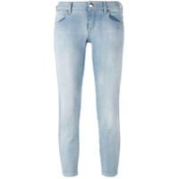 Jacob Cohen Calça Jeans Skinny Cropped - Azul
