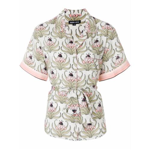 Markus Lupfer Camisa 'Desert Flower' - Estampado