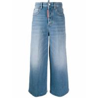 Dsquared2 Calça Jeans Pantalona - Azul