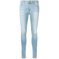 Ag Jeans Calça Jeans Farrah Skinny - Azul