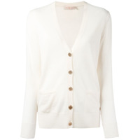 Tory Burch Cardigan 'madeline' - Neutro