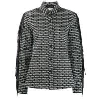 Frankie Morello Camica Shirt - Preto