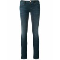 Diesel Calça Jeans Skinny 'skinzee-Low 0681G' - Azul