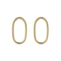 Fernando Jorge Par De Brincos De Ouro 18K - Dourado