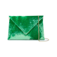 Tyler Ellis Bolsa Clutch 'lee Pouchet' Grande - Green