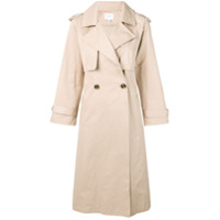 Jovonna Trench Coat 'aziza' - Neutro