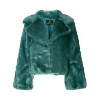Unreal Fur Casaco 'madam Butterfly' - Green