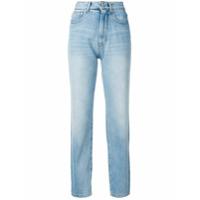 Fiorucci Calça Jeans Cintura Alta - Azul