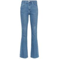 Jordache Calça Jeans Boca De Sino - Azul