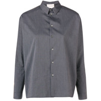 Stephan Schneider Kimono-Sleeves Shirt - Preto