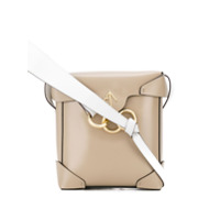 Manu Atelier Structured Shoulder Bag - Neutro