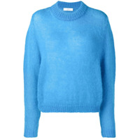 Roseanna Suéter Decote Careca - Azul