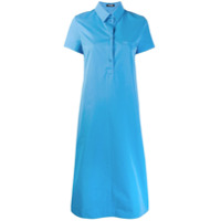Kwaidan Editions Poplin Shirt Dress - Azul