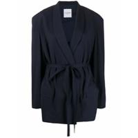 Le 17 Septembre Tie-Waist Blazer - Azul