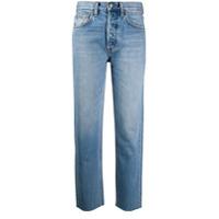 Boyish Jeans Calça Jeans Gilda Cropped - Azul