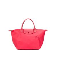 Longchamp Bolsa Tote Le Pliage - Rosa
