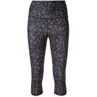 Nimble Activewear Calça Legging De Cintura Alta - Cinza
