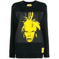 Calvin Klein Jeans Moletom 'andy Warhol' - Preto