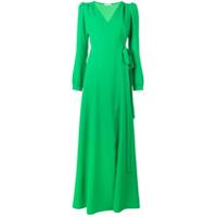 P.a.r.o.s.h. Vestido Longo - Verde