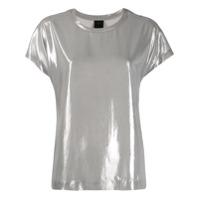 Pinko Camiseta Metálica - Metálico