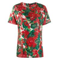 Dolce & Gabbana Portofino Print T-Shirt - Vermelho