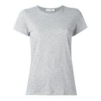 Rag & Bone Camiseta Mangas Curtas - Cinza
