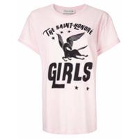 Être Cécile Camiseta 'st Honore Girls' - Rosa