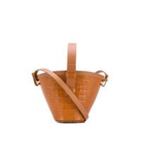 Nico Giani Bolsa Bucket Nelia Mini - Marrom