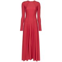 Gmbh Vestido Midi 'elif' - Vermelho