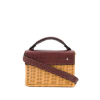Wicker Wings Bolsa Tiracolo Kuai Mini - Neutro