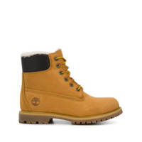 Timberland Lace-Up Ankle Boots - Neutro