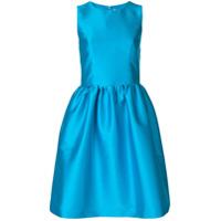 Ultràchic Vestido Godê - Azul
