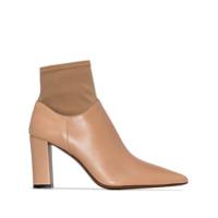 Atp Atelier Ankle Boot Enna 85 - Marrom