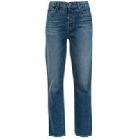 7 For All Mankind Calça Reta 'edie' Jeans - Azul