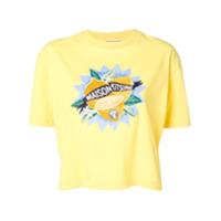 Maison Kitsuné Camiseta Com Estampa De Limão - Amarelo