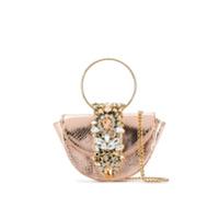Gedebe Bolsa Tote 'brigitte' Mini - Dourado