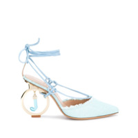 Jacquemus J Charm Heel Pumps - Azul