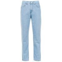 Egrey Calça Jeans Reta - Azul