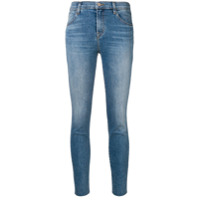 J Brand Calça Jeans Slim - Azul