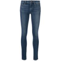 Paige Calça Jeans Skinny - Azul