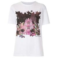 Reinaldo Lourenço T-Shirt Com Estampa - Branco