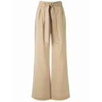 Egrey Calça Pantalona Otoman - Neutro