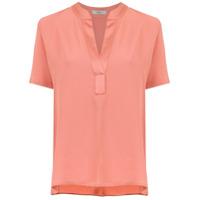 Egrey Camisa Mangas Curtas - Rosa