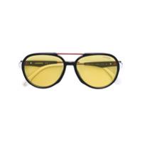 Carrera Óculos De Sol Aviador - Preto