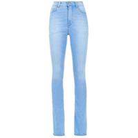 Amapô Calça Jeans Cintura Alta 'verona' - Azul